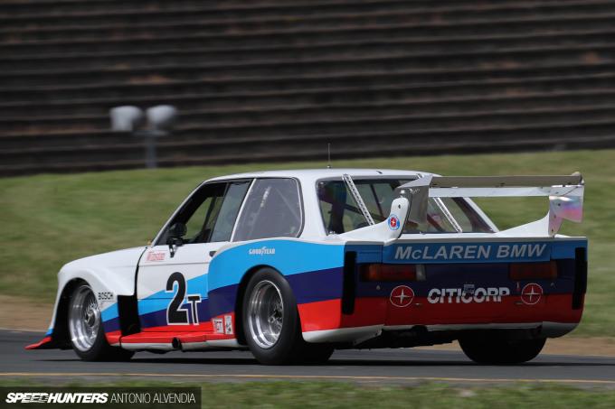 Sonoma Speed Festival BMW McLaren E21 320 turbo