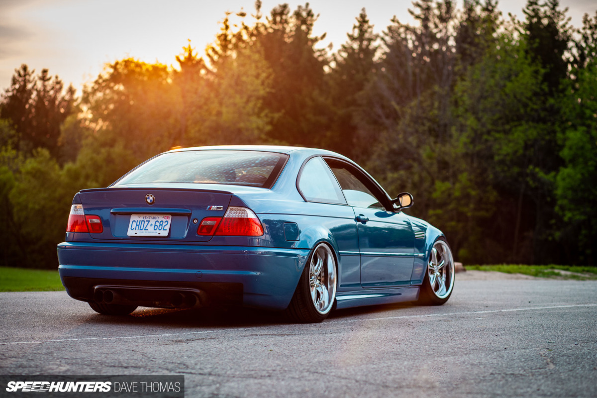 Street Track Life An E46 M3 With A Turbo Surprise Speedhunters