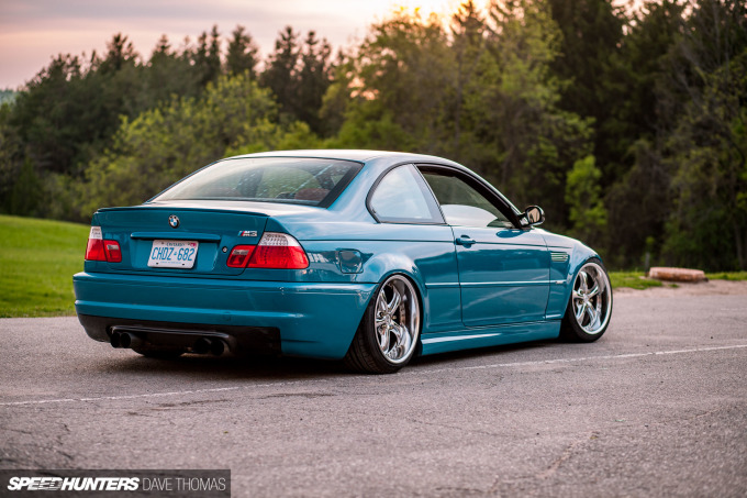 Street Track Life: An E46 M3 With A Turbo Surprise - Speedhunters