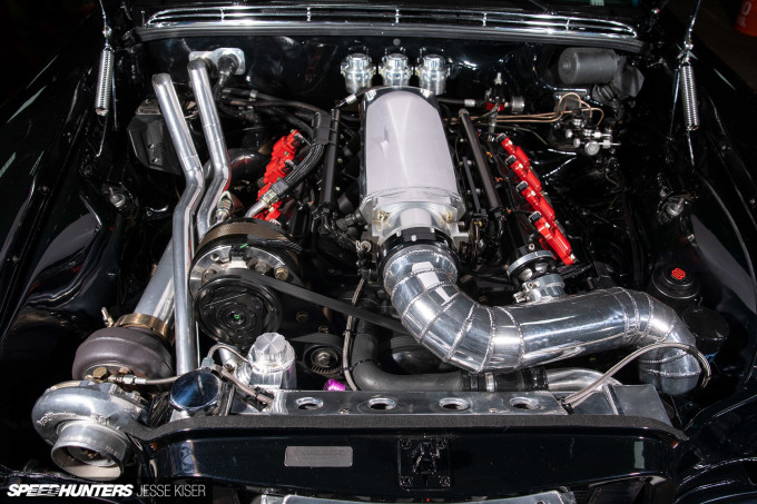 Eurowise's Long & Low Mercedes-Benz Hot Rod - Speedhunters
