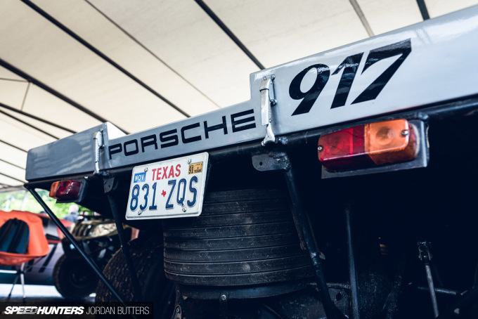 The Story Of The Street-Legal 917 - Speedhunters