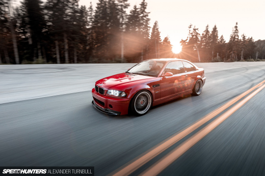 Do It Differently: A Wide & Boosted E46 - Speedhunters