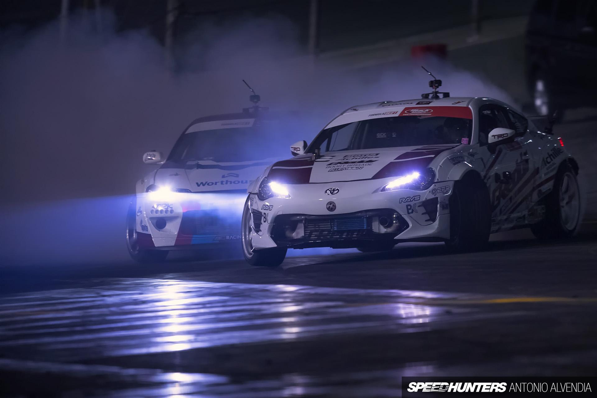 Formula Drift: The Battle For Irwindale