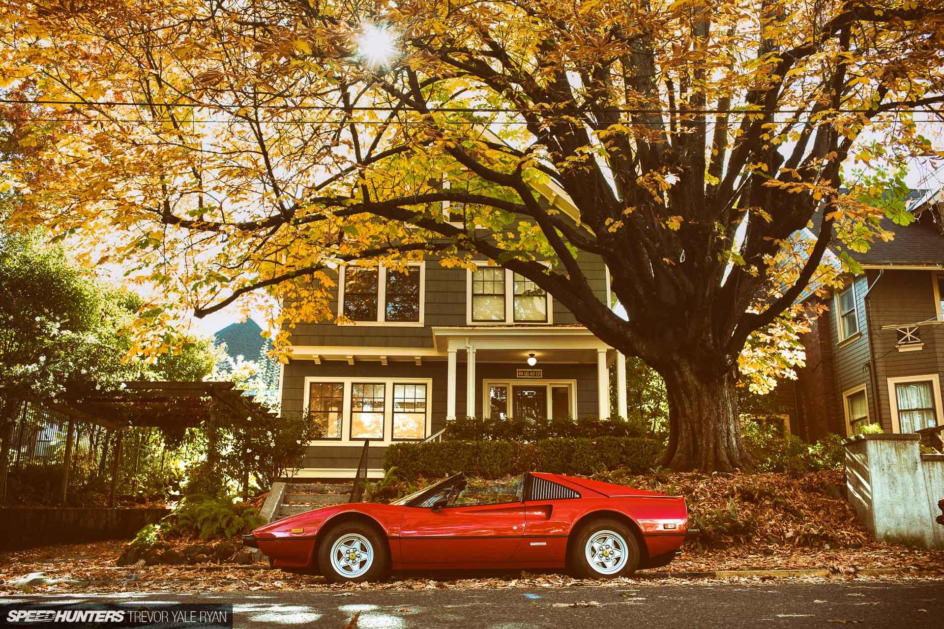 Should You Buy A House Or A Ferrari 308 Speedhunters
