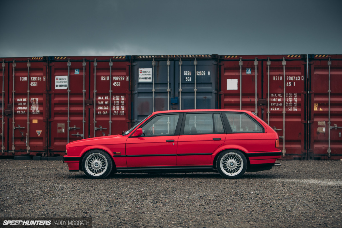 2020 BMW E30 Touring M50b25 for Speedhunters by Paddy McGrath-5