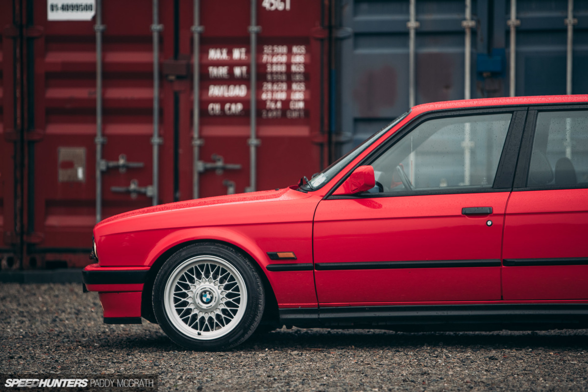 2020 BMW E30 Touring M50b25 for Speedhunters by Paddy McGrath-7