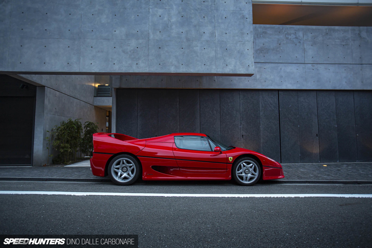 Let S Take A Second To Remember The Ferrari F50 Speedhunters
