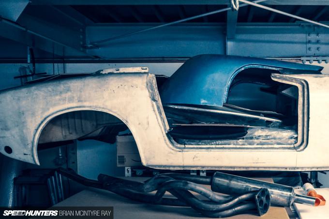 Speedhunters_S-Chassis Fiberglass Race Car